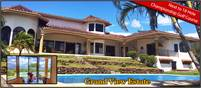 Grand View Estate House with Pool, for Sale Next to 18 Hole Championship Golf Course