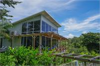 Fantasy Island House with Huge Windows for Sale in Panama – Ocean View