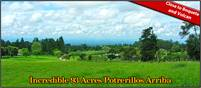 Incredible 93 Acres Potrerillos Arriba, Panama Property Close to Boquete – Buy All or a Part