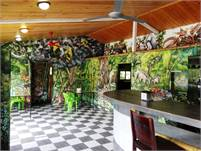Hostal and Restaurant on the Main Road in Palmira, Boquete, Panama