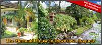 The Mermaid House is Now For Sale in Downtown Boquete – With Guesthouse