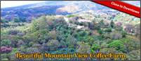 Beautiful Mountain View Property and Coffee Farm for Sale in Boquete, Panama – Hermosa Finca de Cafe