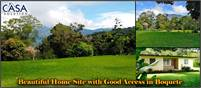 Beautiful Home Site with Good Access, Great Views & Fixer Upper House