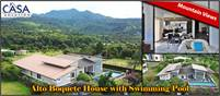Beautiful Alto Boquete House for Sale with Swimming Pool & Mountain View – For Sale