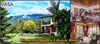 Wonderful Boquete Lifestyle House for Sale in Highly Desirable El Santuario, Boquete, Panama