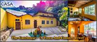 Tuscan Style Villa in Boquete, Panama – Furnished – Owner Financing Now Available –New Photos Coming