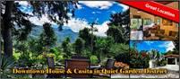 Downtown House plus Casita in Quiet Garden District Location