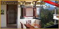 PRICE REDUCTION! Mountain view Condominium in Boquete Country Club, Furnishings Included