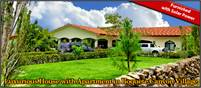 Amazing Price! Luxurious House with Apartment for Sale in Boquete Canyon Village – Furnished