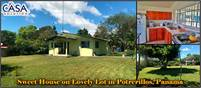 Sweet House for Sale on Lovely Lot in Potrerillos, Panama