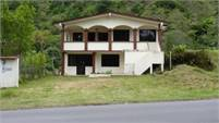 Downtown Boquete House with Commercial Potential.