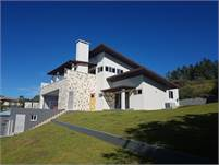 Modern House with Infinity Swimming Pool, Large Lot and Grand View for Sale in Lucero Golf Community