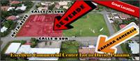Excelente Oportunidad Comercial En Venta en David, Panama – For Sale Excellent Commercial Center
