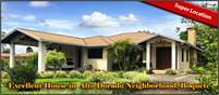Excellent House for Sale in the Convenient Alto Dorado Neighborhood of Boquete