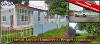 Centrally Located Commercial Property Building for Sale in Dolegita, David, Panama