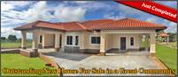 Beautiful New High Quality House For Sale in Boquete Canyon Village – Larger Lot and House