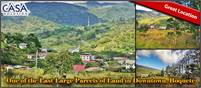 Downtown Boquete Over 3,000 Square Meters of Land for Sale – Has Outstanding Views Too!