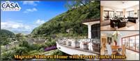 Majestic Modern Home plus Guest House for Sale in Prestigious Valle Escondido, Boquete, Panama