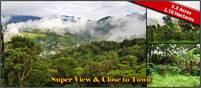 Super View & Close to Town Property for Sale in Jaramillo Centro, Boquete, Panama