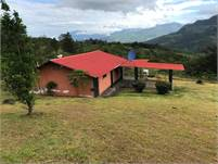 Hot Springs – Huge Property Right Across From the Big New Hotel Horizonte with Hot Springs & Casita