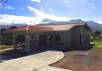 Three Bedroom House with Superb View for Sale in Volcancito, Boquete Panama