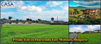 Prime Gated Community Residential Development Lot for Sale in Hacienda Los Molinos, Boquete,