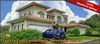 Lucero Boquete Golf Community Riverside Villa B for Sale – Furnished – 3 bedrooms