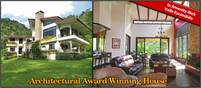 Architectural Award Winning House in Valle Escondido, Boquete, Panama