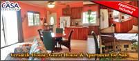 Versatile House, Guest House & Apartment for Sale in Potrerillos Panama near Boquete
