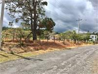 House Lot for Sale in Boquete – Santa Lucia, Volcancito Area – Terreno para casa en Venta en Boquete