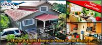 Super Opportunity House Plus Guest House For Sale in Quiet Residential Area Santa Lucia