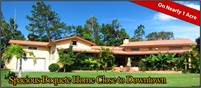 Spacious Home Close to Downtown on Nearly 1 Acre for Sale in Boquete, Panama