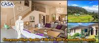 Gorgeous Villa With Beautiful View For Sale in Valle Escondido, Boquete