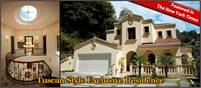Featured in the New York Times: Tuscan Style Exclusive Residence in Valle Escondido – Now For Sale