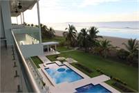 Ready to Move In – Las Lajas Beachfront Condo for Sale in Panama – Ground Floor