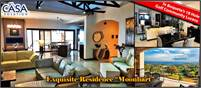 """Exquisite Residence """"Moonhart"""" for Sale in Boquete's Beautiful 18 Hole Golf Community Lucero"""