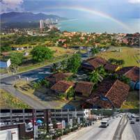 Extremely Prime Commercial Property in Coronado, Panama in the Center of Commericial Activity