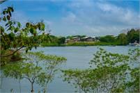 Panama Island Lot for Sale – Includes Pool, Dock & Social Area Access
