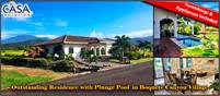 Outstanding Residence with Plunge Pool for Sale in Boquete Canyon Village, Boquete, Panama