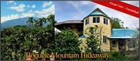 Jaramillo, Boquete Mountain Hideaway with Super View – Furnished & Great Price