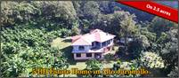 Alto Jaramillo 5 BD Estate Home – 2 BD Downstairs Apartment Complete (and avail for rent)
