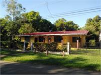 Next to Central Square in Dolega, Panama! House w/ 2,480 Sq. Meters of Land Close to Boquete & David