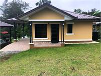 Furnished House for Rent in a Quiet Location 5 minutes from Downtown Boquete