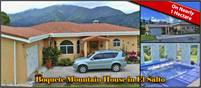 Boquete Mountain House & Guest House on Nearly 1 Hectare in Sought After El Salto – Furnishings Incl