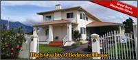 High Quality 6 Bedroom Alto Boquete House for Sale with Great Baru Mountain Views