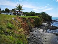 Fantasy Location Beach House with Incredible View on Elevated Bluff in Boca Chica – Plus Guest House