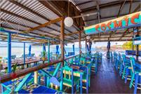 The Cosmic Crab Resort, Restaurant and Store in Bocas del Toro