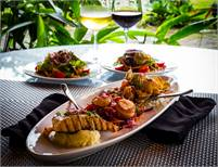 Fran Hogan Photography, dinner for two at Boulder 54 Restaurant, Boquete