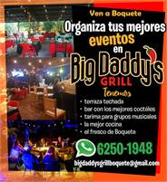 Private Event Space at Big Daddy's Grill