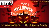 Big Daddy's Halloween Dance Party!